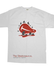 The Steakosaurus