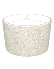 Spiral Design Tidal Foam Lamp Shades