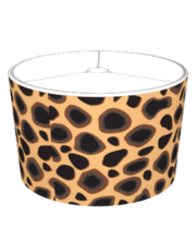 Cheetah Animal Print Lamp Shades