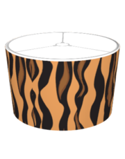 Tiger Animal Print Lamp Shades