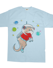 In Otter Space, Only Otters Can Hear You Scream.