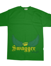 Straight Swagger---Green