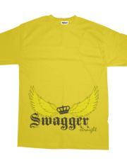 Straight Swagger---Yellow