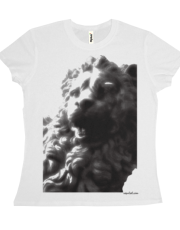 The Lion, White