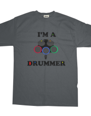 Im A Drummer In A Band!