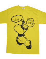 Popeye's Punch!! T-Shirt
