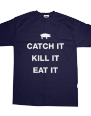 Oink Flu - CATCH IT, KILL IT, EAT IT. - Public Information