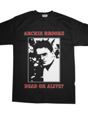 Archie Brooks: Dead or Alive?