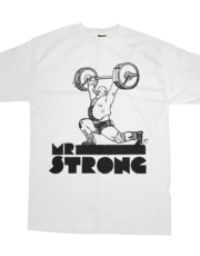 MR STRONG