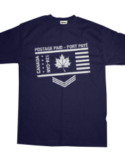 Postage Paid Canada - BLUE