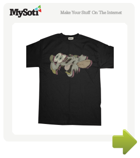 RAT-TASTIC tee by scottdiggs. Available from MySoti.com.
