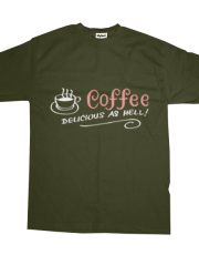 Shorty's Coffee (white)