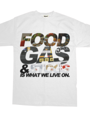FOOD GAS & STOGS IS WHAT WE LIVE ON. Mens+Womens RVC 2009
