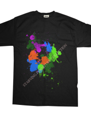Starving FUrNiture Collection Splatter T