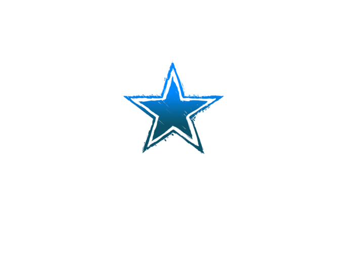 Dallas Cowboys Hand Drawn Logo