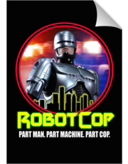 ROBOTCOP ARTWORK