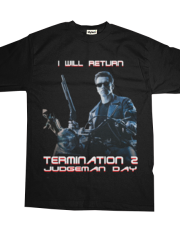 TERMINATION 2: JUDGEMAN DAY