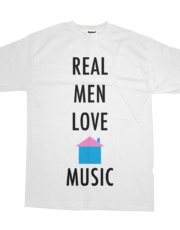 Real Men Love House Music