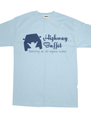 Highway Buffet (Blue)