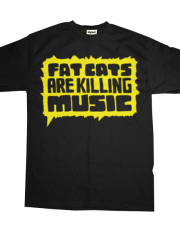 Fat Cats Are Killing Music