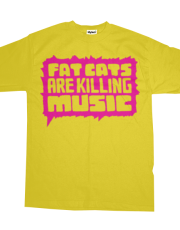 Fat Cats Are Killing Music v2