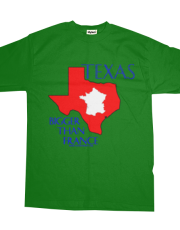 Texas - Bigger Than France