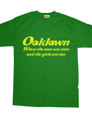 Oaklawn Where The Men Are Men and The Girls Are Too