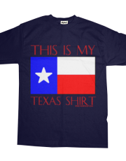 This Is My Texas Shirt