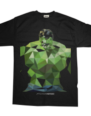 Polygon Heroes Hulk
