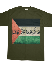 Long Live Palestine #2 Faded