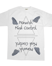 Monarch Mind Control Blue