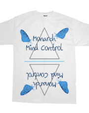 Monarch Mind Control Bright Blue