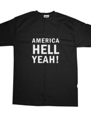 America Hell Yeah – USA - 4th of july