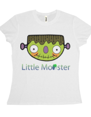 little monster tshirt