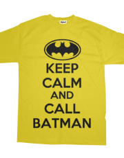 KEEP CALM and CALL BATMAN v2