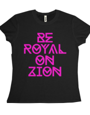 BROZ RECORDS - BE ROYAL ON ZION PINK EDITION