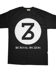LOGO BROZ - BE ROYAL ON ZION