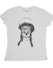 Skull headdress