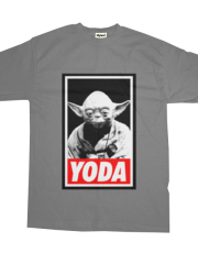 Obey Yoda (yoda text version)