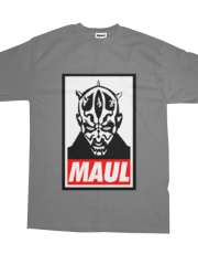 Obey Darth Maul (maul text version)