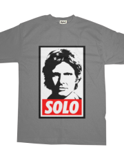 Obey Han Solo (solo text version)