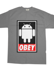 Obey the Android B
