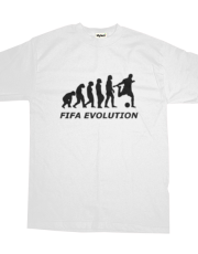 FIFA EVOLUTION PARODY (white)