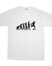 FOOTBALL EVOLUTION (white)