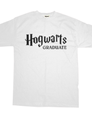 Hogwarts Graduate (light color version)
