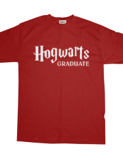 Hogwarts Graduate (dark color version)